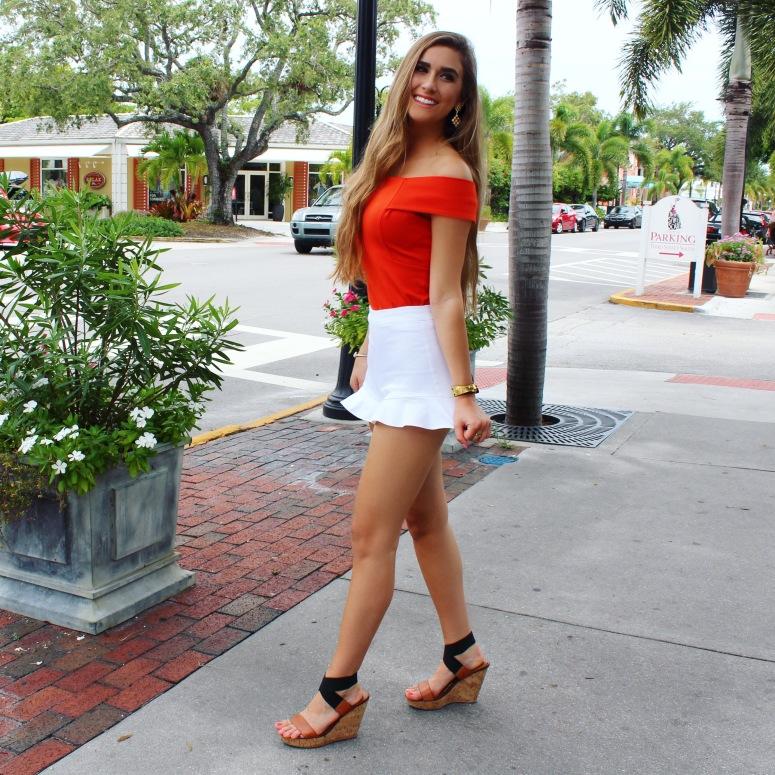 Bright Orange 2